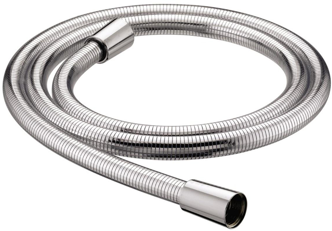 1.75m Cone to Cone Easy Clean Shower Hose - 8mm Bore