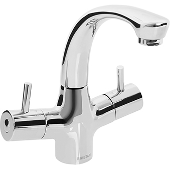 Thermostatic Lever Basin Mixer (without Waste)